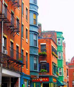 Little Italy, Boston