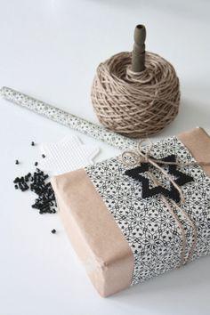 Algunas ideas para empaquetar bonito tus regalos