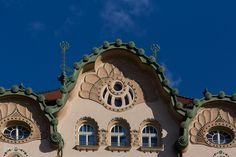 savuleasca.ro - Art Nouveau Oradea Art Nouveau, Mansions, House Styles, Photos, Decor, Romania, Pictures, Decoration, Manor Houses