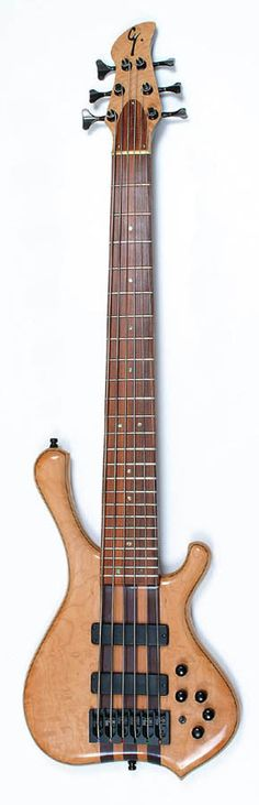 G Spot Basses | The Temptress (4, 5, 6 and 7 String)