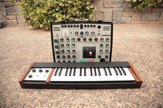 EMS Synthi A + DK1 Vintage Analog Synthesizer