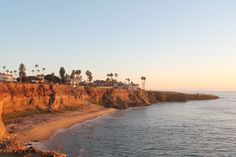 Sunset Cliffs : San Diego | The Lacquerie