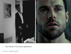 Orphan Black.  Paul Dierden's first and last appearance.  T-T