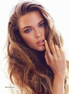Honey Brown - Brunette Trend for Summer 2014
