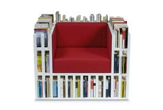 You know how the Game of Thrones' coveted Iron Throne was forged out of thousands of swords? Well the 'Bibliochaise' is kinda like that. It's both a seat of power and was forged by combining hundreds of books – 300 to be exact – making it the throne of choice for book lovers everywhere. Created […]