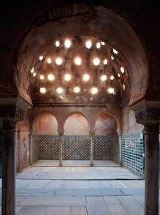 Baño de Comares. Alhambra de Granada