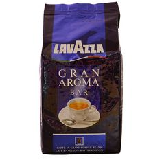 Lavazza Gran Aroma Bar coffee beans - Coffee Beans A 1 kilo (2.2 pound) pakage of Italian goodness