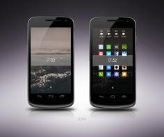Custom Android & iPhone Homescreen & Lockscreen