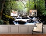 One of MANY designs of our Diningroom Wallpaper or simply upload your own image. £39.95 per square/m