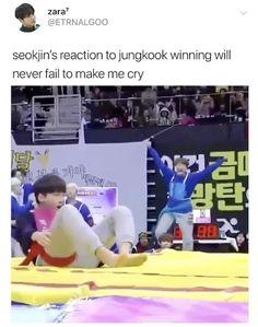 Kim Seokjin Bts, Bts Jin, Bts Taehyung, Jung Hoseok, Jimin, Namjoon, Bts Funny Videos, Bts Memes Hilarious, Jikook