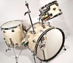 DW Drums vintage style