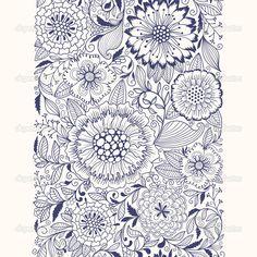depositphotos_29140915-stock-illustration-seamless-floral-ornament.jpg (1024×1024)