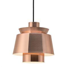 Utzon pendant, Pendants, Contemporary pendants, Contemporary lighting, Holloways of Ludlow Contemporary Lighting, Lamp, Light, Copper Interior, Modern Style Furniture, Pendant Light, Bronze Lighting, Hanging Pendant Lights, Copper Lighting
