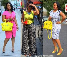 Bright Yellow Fashion – inspired by Caress® Fresh Collection – Juicy Escape™