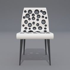 Bubble Point Chair by Svilen Gamolov