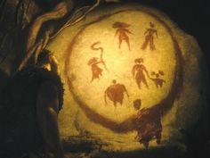 """Nos dias 6 e 7 de abril, o Shopping Frei Caneca leva o público infantil à época das cavernas por meio de uma oficina de pintura rupestre em argila. Inspirada no filme """"Os Croods"""", a atividade tem entrada Catraca Livre."""