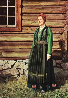 Sognebunad Folk Costume, Costumes, Pretty Dresses, Norway, Scandinavian, Pilgrimage, Homeland, Traditional Outfits, Fashion