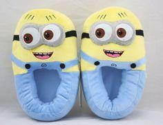 chaussons-minion
