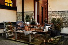 Comodoos Interiores -Tu blog de Decoracion-: El protagonismo de la madera en un piso clasico y elegante