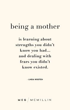 10 inspiring mom quotes to get you through a tough day – Meg McMillin # Parenting quotes 10 inspiring mom quotes to get you through a tough day New Mom Quotes, Mothers Day Quotes, Life Quotes Love, Quotes For Kids, Quotes To Live By, Quotes Children, Inspirational Mom Quotes, Being A Mother Quotes, Tough Day Quotes