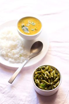 french beans foogath – a mildly spiced and delicious goan recipe of ...