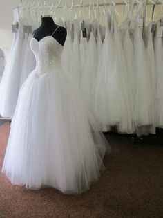 Sunset Bridal Deb Dress (style-8)