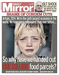 Perhaps it doesn't matter if the Daily Mirror's weeping child is a lie | Andrew Brown