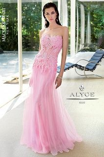 Shop Alyce Paris Prom Prom Dresses and find the right dress in the perfect color for Prom Choose from popular and elegant styles like backless, floral, cocktail, and full length ball gowns. Gorgeous Prom Dresses, Pink Prom Dresses, Tulle Prom Dress, Cheap Prom Dresses, Homecoming Dresses, Strapless Dress Formal, Evening Dresses, Pink Dress, Prom Gowns