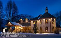 The Grand Victorian Lodge in Jackson Wyoming
