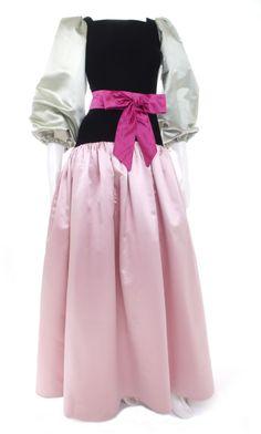 1stdibs.com   1976 Yves Saint Laurent Haute Couture Gown