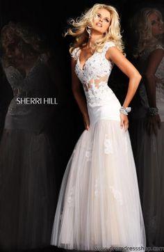 Sherri Hill 21012 at Prom Dress Shop