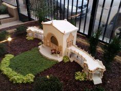 【繊細】サンディエゴ鉄道模型博物館の模型装飾を3Dプリンターで製作
