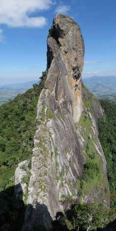 Pedra do Baú, São Paulo, Brazil