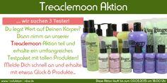 Treaclemoon-Aktion - Produkttest-Online