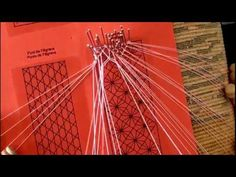 Bobbin Lace, Van Gogh, Crochet, Stick Pins, How To Make, Crocheting, Chain Stitch, Boleros, Tutorials