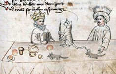 Hans Vintler, Die pluemen der tugent, Vienna 1450. Wien, Österreichische Nationalbibliothek, cod. s. n. 12819, fol. 130r