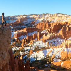 Bryce Canyon National Park. Road trip Utah and Arizona | Travel Tips, Inspiration and places to see. Wanderlust travel blog.  Photo via @StephBeTravel