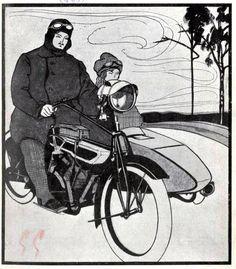 Motociclismo, Espanha, 1918