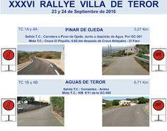 TIEMPO DE DEPORTE: Se divide en dos, el primer tramo del Rally de Ter...