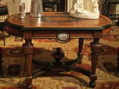 Rennaisance Revival table