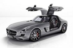 You might be able to afford a 2013 Mercedes-Benz SLS AMG GT by saving money you're not spending on analog cigarettes!