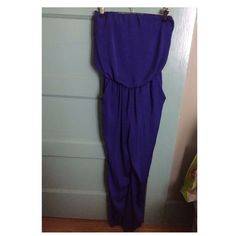 ASTR jumpsuit Strapless jumpsuit with elastic waistband. ASTR Other