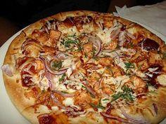 California Pizza Kitchen Copycat Recipes: BBQ Chicken Pizza