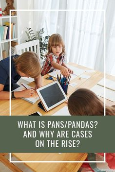What Is #PANS #PANDAS ? And Why Are Cases on the Rise? Brain Health, Gut Health, Mental Health, Health Articles, Health Tips, What Is Pan, Gut Microbiome, Cognitive Behavioral Therapy, Autoimmune Disease