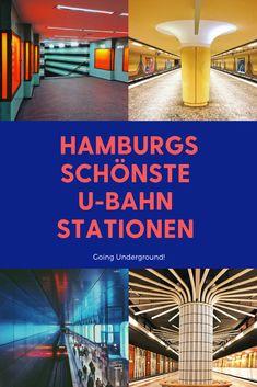 ▷ Schöne U-Bahn Stationen in Hamburg: Design der Unterwelt - Frau Elbville's Hamburg - Mois d'été Architectural Design House Plans, Architecture Design, Architectural Styles, Architectural Salvage, U Bahn Hamburg, U Bahn Station, Design Fields, Holiday Travel, Design Process