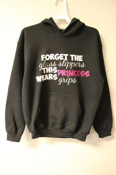 Hey, I found this really awesome Etsy listing at https://www.etsy.com/listing/222340973/gymnastics-princess-sweatshirt