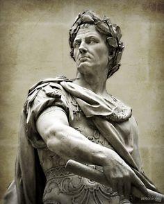 Julius Caesar, by Nicolas Coustou, Musée du Louvre