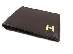 Tommy Hilfiger Dublin Brown Reversible Bifold Wallet - Tommy Hilfiger Wallets - Designer Wallets