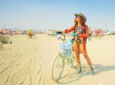 The Best Photos From Burning Man 2017: The Craziest Festival In The World