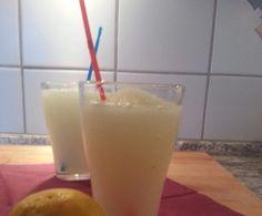 Slusheis Zitrone Natur pur